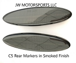 C5 Corvette LED REAR Side Marker Set- SMOKED